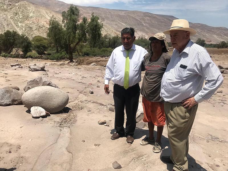 Alcalde de Camarones pide decretar zona de emergencia agrícola en los valles de Codpa y Camarones