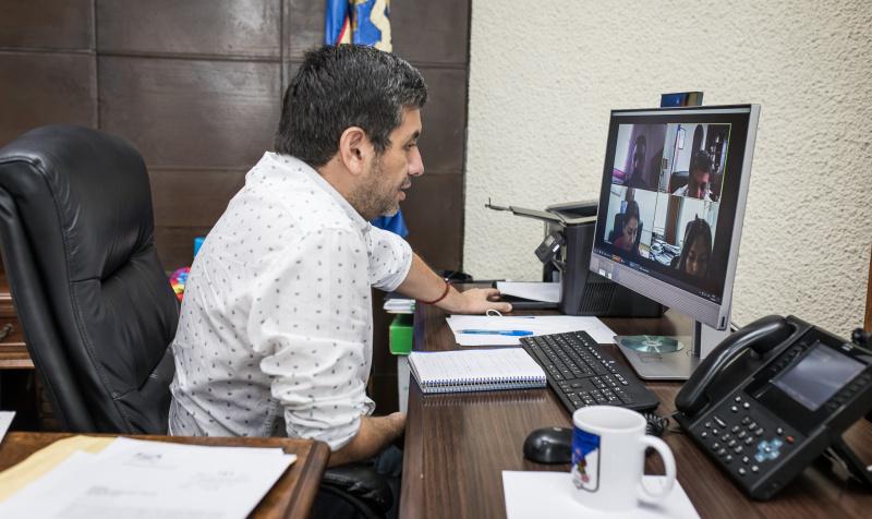 Consejo de Seguridad Pública recalca necesidad de un plan de seguridad fronteriza para Arica y Parinacota
